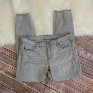 American Eagle Gray Jeggings